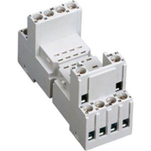 ABB Entrelec 1SVR405651R1000 Relay, Socket, 14 Blade, CR-M Series