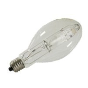 Halco 60501 Metal Halide Lamp, Pulse Start, Open Rating, ED37, 750W, Clear
