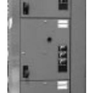 "GE 204B4145AMG3 Motor Control Center, 8000 Line, Filler Kit, 18"" High"