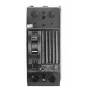 GE TQD22125LL Breaker, Molded Case, 125A, 2P, 120/240VAC, 10kAIC, Less Lugs