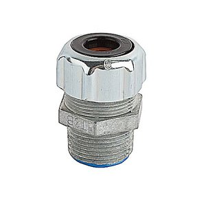 Thomas & Betts 035-72775-29 Strain Relief Connector, Zinc