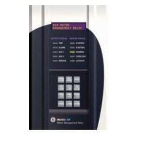 GE 369HIR0000E Motor Management Relay, 12 RTD Inputs, 50-300VDC, 60-265VAC