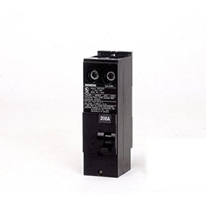 Siemens QN2200RH Breaker, 200A, 2P, 120/240V, 22 kAIC, Type QN, Main /Branch Type