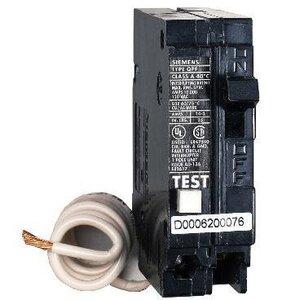 Siemens QF120 | Siemens QF120 Breaker, 20A, 1P, 120V, 10 kAIC, Type
