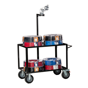 Maxis 58-61-72-01 Wire Service Cart