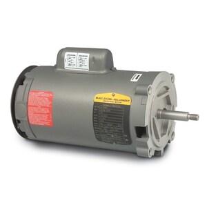 Baldor JL1307A Motor, Jet Pump, 0.75HP, 1PH, 1800RPM, 230/115VAC, 56J Frame