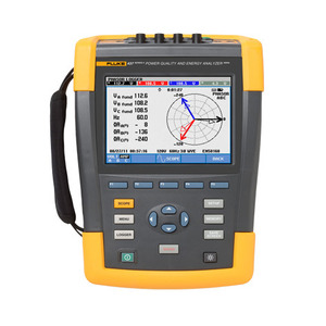Fluke FLUKE-437-II Energy Analyzer