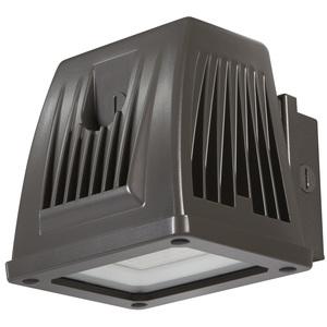 Atlas Lighting Products WPS13LED Wallpack, LED, 13W, 120-277V, Bronze