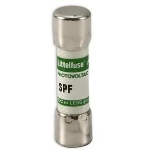 Littelfuse SPF015 Solar Protection Cartridge Midget Fast-Acting Fuse