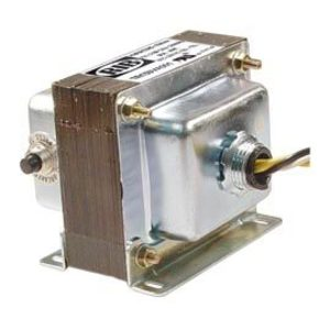 Functional Devices TR150VA001 Transformer, 150VA, 120VAC -24VAC, 1PH, with Breaker
