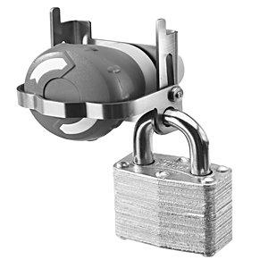 Allen-Bradley 800F-AML2 Locking Cover, For 22.5mm Maintained Mushroom Operator