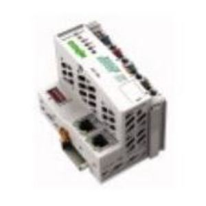 Wago 07500375 Fieldbus Coupler, Profinet I/O, 2 Port Switch, 100 mBit