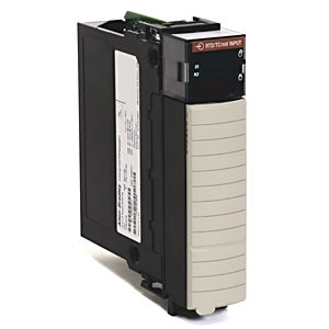 Allen-Bradley 1756-IRT8I I/O Module, Analog RTD, Thermocouple, Inputs, 8 Channel
