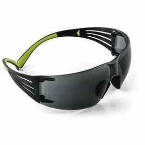 3M SF402AF-EA Protective Eyewear, Gray Anti-Fog Lens