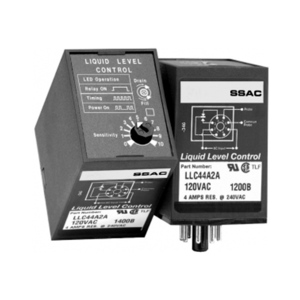 SSAC LLC44B1A 120V, Controllers Liquid Level Control