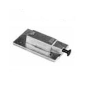 Appleton FSK-1VTS-A Tumbler Switch Cover, 1-Gang, Aluminum