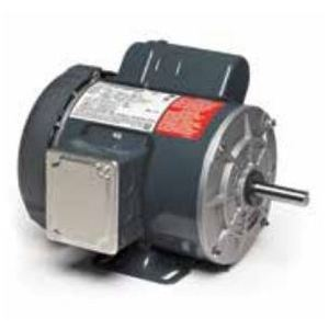 Marathon Motors Z118-GX Motor, 115/208-230VAC, 1-1/2HP, 1800RPM, 145T Frame, Rigid Base