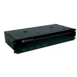 Altronix R2416ULCB Power Supply, Rack Mount, 115VAC Input, 16 x 24/28VAC Outputs, 2.5A