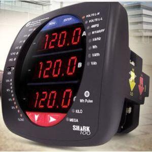 Electro Industries 100-60-10-V3-D2-INP10-X ELECTRO IND SHARK 100 METER