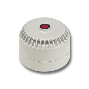 Federal Signal LP4-DB-DS5-MSA Sounder, Mini, 28-Tone, 9 to 28VDC, 100dB @ 10', Deep Base, White