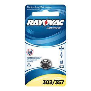 Rayovac 303/357-1ZMA RAY 303/357-1ZMA 303/357 SILVER
