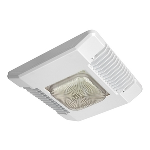 Cree Lighting CPY250-A-DM-D-B-UL-WH LED Canopy Light, White