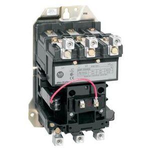 Allen-Bradley 500F-DOD930 Base Contactor, Open, Size 3, 120VAC Coil, 3P, 90A, 600VAC