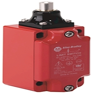 Allen-Bradley 440P-MDPB22E Limit Switch, Large Metal, Dome Plunger, 8A, 600VAC