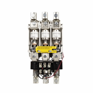 Eaton V200M5CU Non-Reversing Vacuum Starter, 270A, Size 5, 440/480VAC Coil,