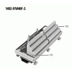Allen-Bradley 1492-IFM40F-3 Module, Digital, 40 Point Feed Through, 3-Wire Sensor Inputs