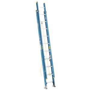 Werner Ladder D6020-2 Fiberglass Extension Ladders