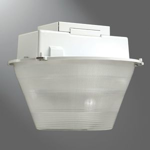 Lumark MPBE-5A-250H-MT-OR-WLB-BLK-LL Low Bay Fixture, Pulse Start, Metal Halide, 250W, 120-277V