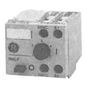 GE RMLFD GED RMLFD 24-32V MECH LATCH BLK