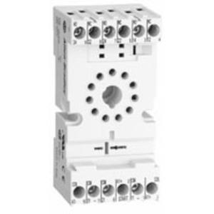 Allen-Bradley 700-HN205 Socket, 11-Pin, Guarded Screw Terminal, Panel or DIN Rail Mount