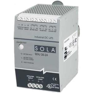 Sola Hevi-Duty SDU2024 Uninterruptible Power Supply, (UPS), 480VA, 24V/20A