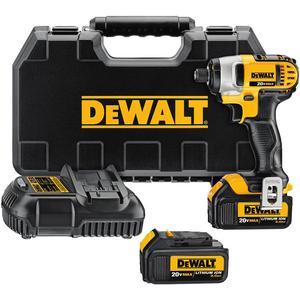 DEWALT DCF885M2 Impact Driver, 20V Max, Cordless