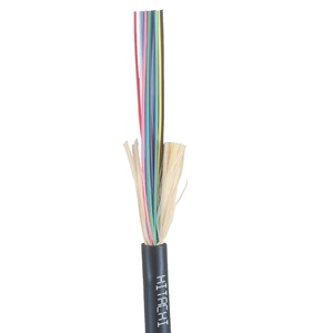 Hitachi Cable America 61459-6 SM Fiber, 900M, 6S, Tight Buffer