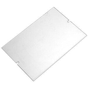 Square D 9080LB32 Power Distribution Block Cover, 9080 LB Series, Clear, Non-Metallic