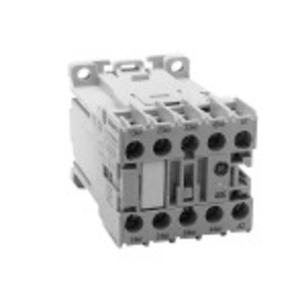 GE MCRA040ATN Relay, Mini, Control, 240-277VAC Coil, 4NO, Contacts, 600VAC