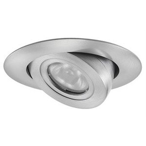 "Juno Lighting 440LED-G4-06LM-27K-90CRI-SC Light Engine Trim Module, 4"", Satin Chrome"