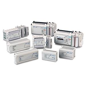 Allen-Bradley 1766-L32AWA Controller, 20 Digital Inputs, 12 Digital Relay Outputs, 120/240VAC