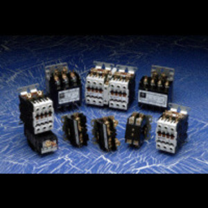 GE MC0I310ATD Contactor, Miniature, 6.0A, 3P, 24VDC Coil, 600VAC Rated, 1NO, PLC