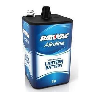 Rayovac 808A RAY 808 6V ALKALINE LTRN BT