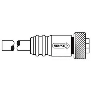 Remke Industries 104A0120AP RMK 104A0120AP PVC MINI-LINK TM
