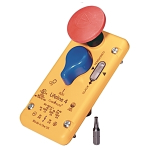 Allen-Bradley 440E-A17107 Switch, Cable Pull, Lifeline Gripper, 2 Pack