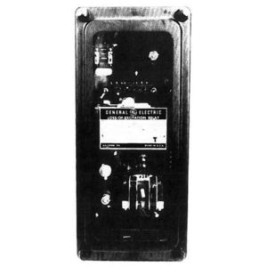 GE CEH51A1A Relay, 1PH, Offset, MHO Distance Type, Detects Loss of Excitation