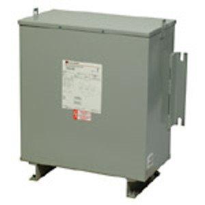 Eaton Y48D47T15N Transformer, Dry Type, 15KVA, 480 Delta; - 480Y/277, NEMA 3R