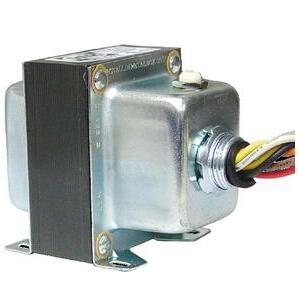 Functional Devices TR50VA015 Transformer, 50VA, 120/208/240/277/480VAC -24VAC, 1PH, with Breaker