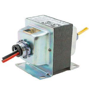 Functional Devices TR40VA004 Transformer, 277/240/208/120VAC - 24VAC, 40VA, Signaling (Doorbell)