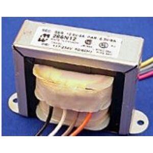 Hammond Mfg 266J24B Transformer, Control, Low Voltage, 24VA, 117/234VAC, Primary
